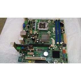 Placa Mãe Hp Ms-7525 Ver 1.0 Socket 775 Ddr2 C/ Defeito!!!