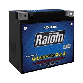 Bateria Moto Raiom Rtx14bs Vulcan800-v-strom-harley Davidson