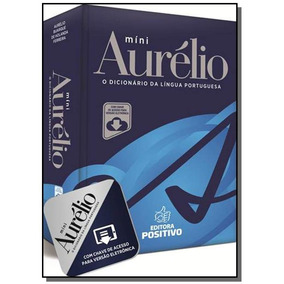 Mini Dicionario Aurelio - (com Chave De Acesso)