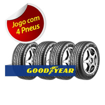 Kit 4 Pneu Goodyear 195/65r15 Eagle Sport 91v