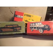 Cajas Buby - Torino Buick Estanciera Escala 1/43 Repro