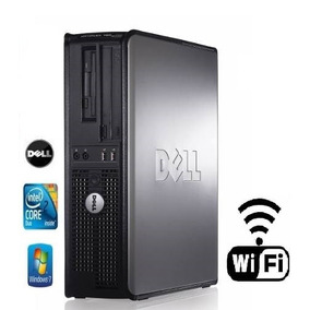 Cpu Dell Optiplex 330 Core 2 Duo E4300 /2gb Ram 80 Hd +wi-fi