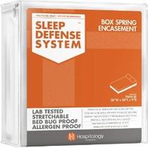 Sistema De Defensa Del Sueño - Bed Bug Proof Box Spring En