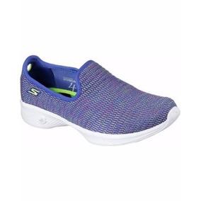 Zapatilla Skechers Go Walk 4 Select - Mujer - Nuevas -