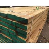 tirantes xx pino madera techo construccin arazati