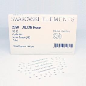 Swarovski 1440 Piedras Cristal 2028 Original Tornasol