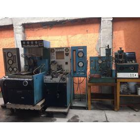 Equipo Para Reparación De Bombas De Inyección E Inyectores
