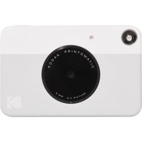 Câmera Da Kodak Printomatic De Impressão Instantânea - Cinza