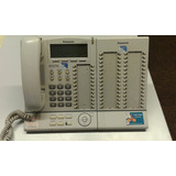 Telefono Digital Panasonic Kx-t7636 Con Consola Kx-t7640