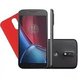 Celular Motorola Moto G4 Preto, Xt1626