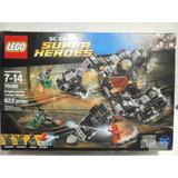 Enigma777 Lego Dc Super Heroes Knightcrawler Tunnel Attack