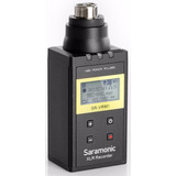 Grabador Digital Portatil Audio Xrl Phantom Saramonic Vrm1