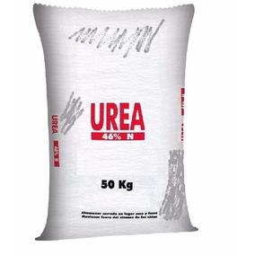 Urea Prilada 46% Nitrogeno Bulto De 50 Kg.