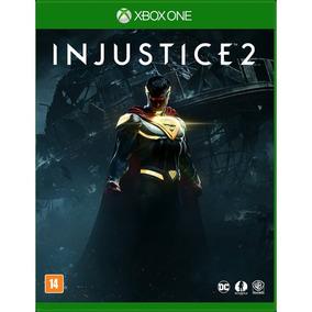 Jogo Injustice 2 - Xone