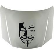 Calcos Anonymous Para Capot + Regalo !! Graficastuning 00019