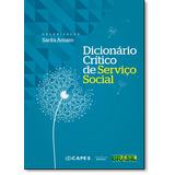 Dicionário Crítico De Serviço Social