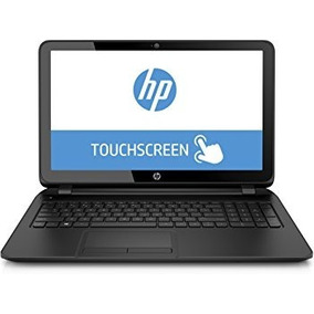 Notebook Alta Gama Hp Core I7 8gb 1tb 15.6 Touch Win10