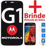 Tela Touch Display Lcd Moto G1 Xt1032 Xt1033 + Pelicula