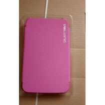 Capa Case Para Tablet Samsung Tab 3 Sm211 Rosa