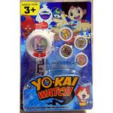 Yo Kai Watch - Reloj Proyector De Imagen + Medallas