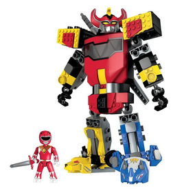 Mega Bloks Power Rangers Megazord