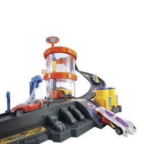 Pista Hot Wheels Super Lava Rápido Mattel T3543 - 2 Peças
