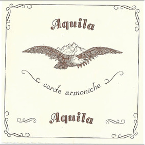 Jogo Cordas Guitarra Barroca Newnylgut Aquila Italy