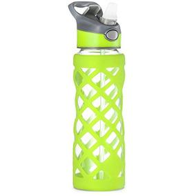 Botella Trago Savvy 25 Oz Vaso De Agua - La Manga Protector