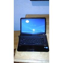 Laptop Sony Vaio Modelo Pcg-61211u