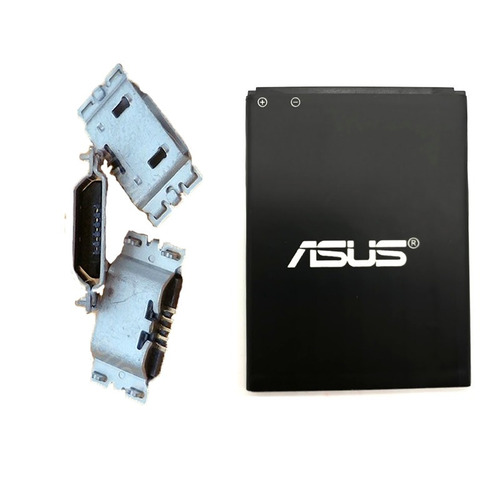 Conector Carga + Bateria Asus Zenfone Live Zb551kl