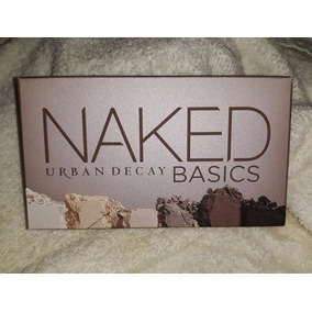 Urban Decay - Paleta Naked Basics - 100% Original