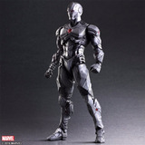 Play Arts Variant Marvel Universe Iron Man Limited Color