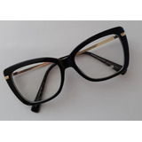 Armação Grau Óculos Marc Jacobs Preto Lindo d6e691b95c