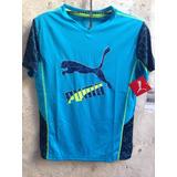 Polo Deportivo Puma Orig 14/16 Kids Nuevo Diseño Exclusivo