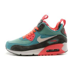 Nike Air Max 90 Sneackerboots Women´s, 100% Originales Usa