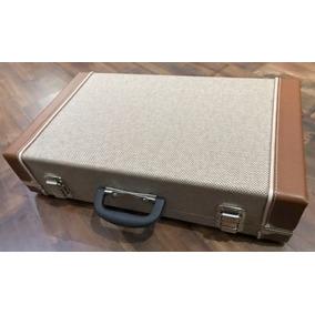 Hard Case De Pedais Case Tweed 60x33x11cm + Frete Gratis