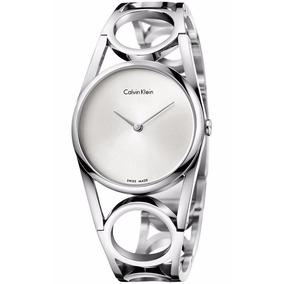 Reloj Calvin Klein Round Pequeño K5u2s146 Ghiberti