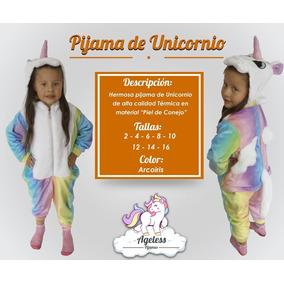 Pijama Unicornio Para Niños