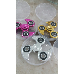Hand Spinner Metálico Lindo