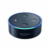 Amazon Echo Dot 2da Generación Alexa Controlador Voz - Negro