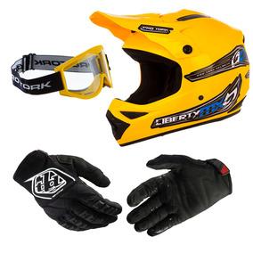 Kit Proteção Oculos Luvas - Acessórios para Veículos no Mercado ... 57d9e0a6b6