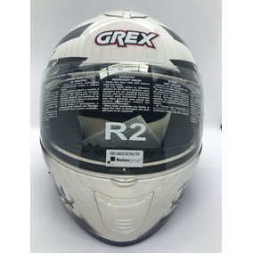 7db2f6afc5fcc Capacete Nolan Grex Modelo Fr2 - Acessórios de Motos no Mercado ...