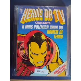 Heróis Da Tv # 76 - Frete Grátis - Editora Abril
