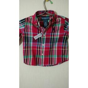 Camisa Polo Ralph Lauren Bebe