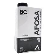 Aceite Afosa Barra Y Cadena 1 Litro Afosa Afoabc-1