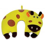 Travesseiro Almofada De Pescoço Viagens Girafa Tonin