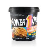 Pasta De Amendoim Integral Power One - 1 Kg - Pote
