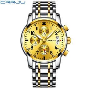 26559a1e4cb Relogio Feminino Com Pulseira Regulavel Prata - Relógios no Mercado ...