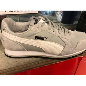 c151ac045 Zapatillas Hombre Color Plateado - Zapatillas Puma de Hombre en ...