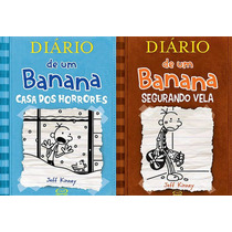 Diario De Um Banana - Volumes 6 E 7 - Capa Dura
